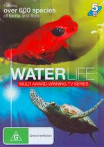 Water Life : Featuring over 600 species of fauna and flora - Steve Hughes