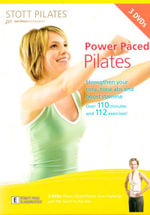 Stott Pilates : Power Pilates - Moira Merrithew