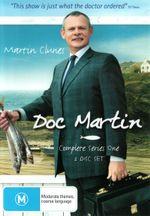 Doc Martin : Series 1 (2 Discs) - Martin Clunes