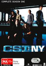 CSI : NY - Season 1