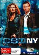 CSI : NY - Season 2 - Melina Kanakaredes