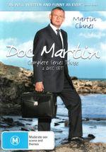 Doc Martin : Series 3 (2 Discs) - Caroline Catz