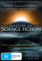 Masters of Science Fiction : Complete Series 1 - Elisabeth Rohm