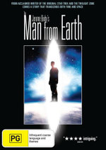 The Man from Earth - David Lee Smith