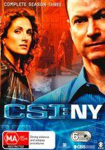 CSI : NY - Season 3 - Anna Belknap