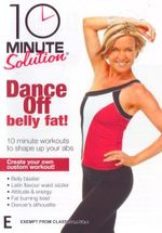10 Minute Solution : Dance Off Belly Fat - Petra Kolber