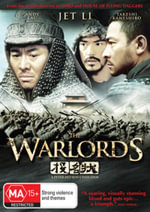 The Warlords - Takeshi Kaneshiro
