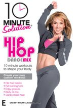 10 Minute Solution : Hip Hop Dance Mix - Kristin Jacobs