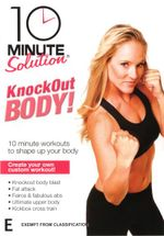 10 Minute Solution : Knockout Body Workout - Jessica Smith