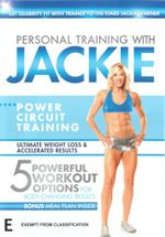 Personal Training with Jackie : Power Circuit Training - Jackie Warner