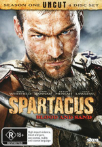 Spartacus : Blood and Sand - Season 1 (Uncut) - Andy Whitfield