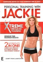 Personal Training with Jackie : Xtreme Timesaver Training - Jackie Warner