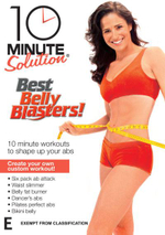 10 minute Solution : Best Belly Blasters - Jennifer Galardi