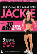 Personal Training With Jackie : 30 Day Fast Start - Jackie Warner