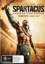 Spartacus : Gods of the Arena - Dustin Clare
