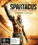 Spartacus : Gods of the Arena (Uncut) - Manu Bennett