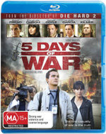 5 Days of War - Rupert Friend