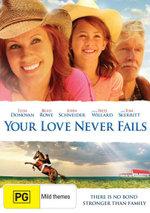 Your Love Never Fails - Elisa Donovan