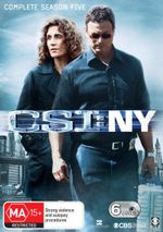 CSI : NY - Season 5