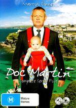 Doc Martin : Series 5 (2 Discs) - Caroline Catz