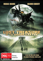 The Lost Treasure of the Grand Canyon : Face of Evil - Michael Shanks