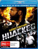 Hijacked (Blu-ray/DVD) - Randy Couture