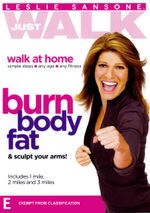 Leslie Sansone : Just Walk - Burn Body Fat - Leslie Sansone