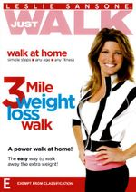 Leslie Sansone : Just Walk - 3 Mile Weight Loss Walk - Leslie Sansone