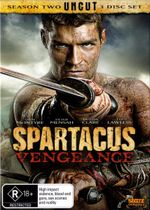 Spartacus : Vengeance - Season 2 - Andy Whitfield