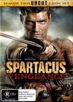 Spartacus : Vengeance - Season 2 - Daniel Feuerriegel