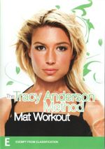 The Tracy Anderson Method : Mat Workout - Tracy Anderson