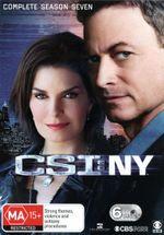 CSI : NY - Season 7 - Carmine Giovinazzo