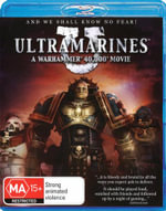 Ultramarines : A Warhammer 40,000 Movie - Donald Sumpter