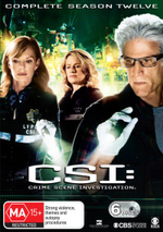 CSI : Season 12 - Ted Danson