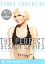 Tracy Anderson : The Perfect Design Series - Level II - Intermediate - Tracy Anderson