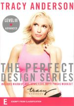 Tracy Anderson : The Perfect Design Series - Level III - Advanced - Tracy Anderson