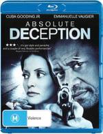 Absolute Deception - Cuba Gooding jr