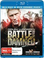 Battle of the Damned (Blu-ray/DVD) - Dolph Lundgren
