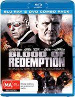 Blood of Redemption (Blu-ray/DVD) - Dolph Lundgren