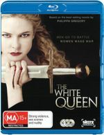 The White Queen - Juliet Aubrey