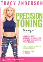 Tracy Anderson : Precision Toning - Tracy Anderson