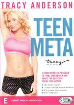 Tracy Anderson : Teen Meta - Tracy Anderson
