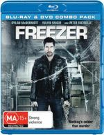Freezer (BD/DVD) - Dylan McDermott