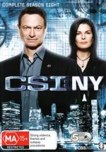 CSI : NY - Season 8 - Anna Belknap