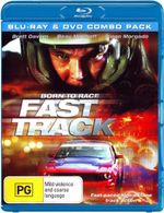 Born to Race Fast Track (BD/DVD) - Diogo Morgado