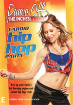 Dance Off The Inches : Cardio Hip Hop Party - Jennifer Galardi