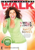 Leslie Sansone : Just Walk - Walk to the Hits - Party Songs - Leslie Sansone