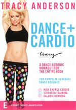 Tracy Anderson : Dance + Cardio - Tracy Anderson