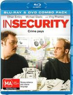 In Security (Blu-ray/DVD) - Ethan Embry