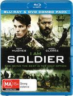 I Am Soldier (Blu-ray/DVD) - Tom Hughes